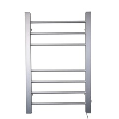 EV-120-1 Bathroom Ladder Aluminum Electric Towel Rack Wall Mounted Heated Towel Rail