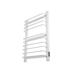 EV-120-3 Bathroom Ladder Aluminum Electric Towel Rack Wall Mounted Heated Towel Rail