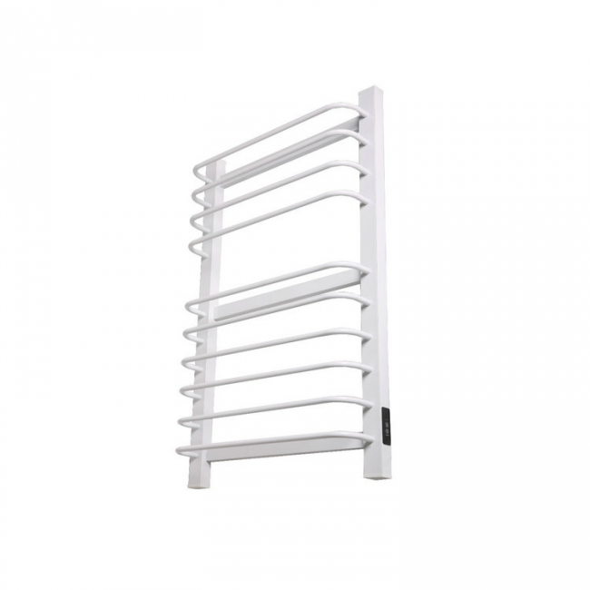 EV-120-3 Bathroom Ladder Aluminum Electric Towel Rack Wall Mounted Heated Towel Rail