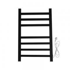EV-130 Bathroom Ladder Aluminum Electric Towel Rack Wall Mounted Heated Towel Rail
