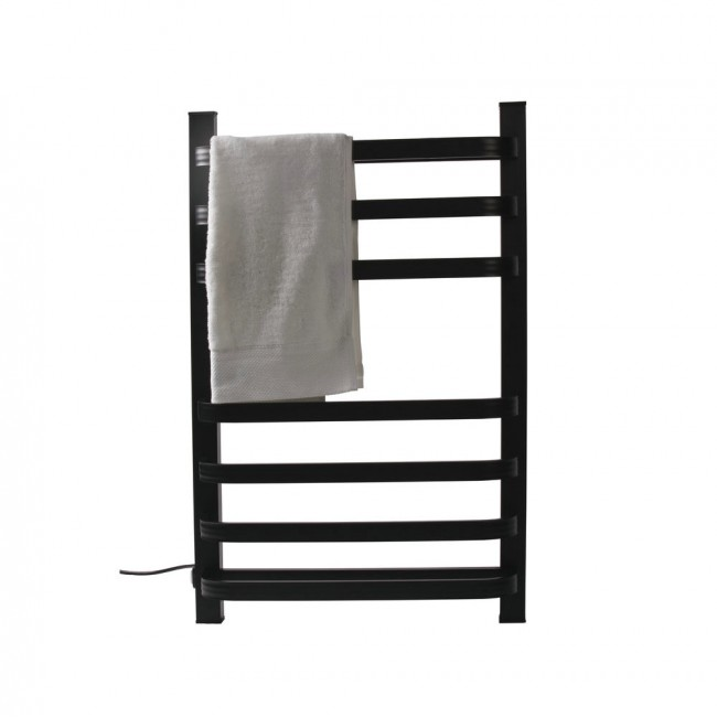 EV-140 Bathroom Ladder Aluminum Electric Towel Rack Wall Mounted Heated Towel Rail