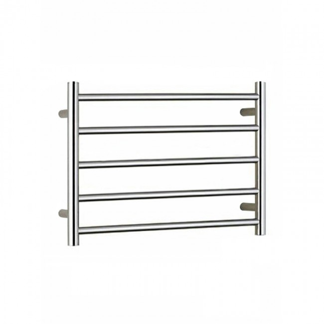 EV-R5 Bathroom Ladder Heated Towel Rail Wall Mounted Stainless Steel Towel Warmer