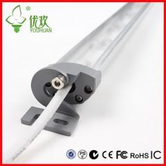 24v 24leds/m Color white led wall washer lighting custom led light