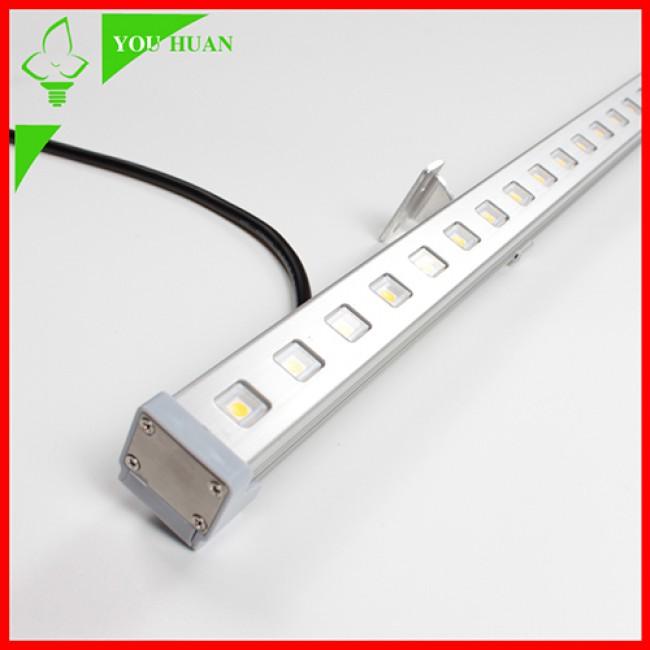 China Supplier Aluminum profile Led Rigid Strip For Outline Buliding Lighting