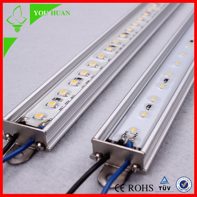 High Lumen waterproof 2835 rigid led strip for outdoor