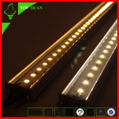 Waterproof SMD 5050 led rigid bar/ Led rigid strip IP68