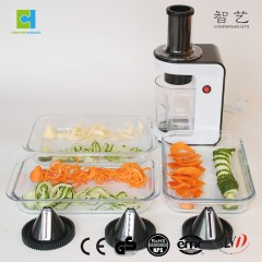 CH811 Electric vegetable  spiralizer
