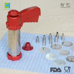 manual food grade cookie press maker