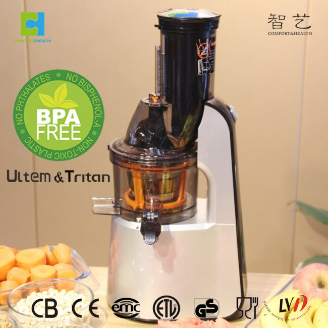 CH814D big mouth slow juicer extractor