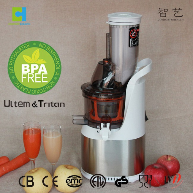 CH815 DC Motor big mouth slow juicer