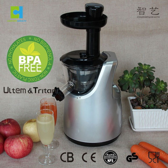 CH828 new magic slow juicer with 65rpm