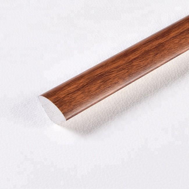 White Ash Prime Quarter Round For LVT/WPC/SPC Flooring