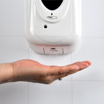 Factory Production Alcohol Spray Automatic Toilet Hand Sanitizer Dispenser