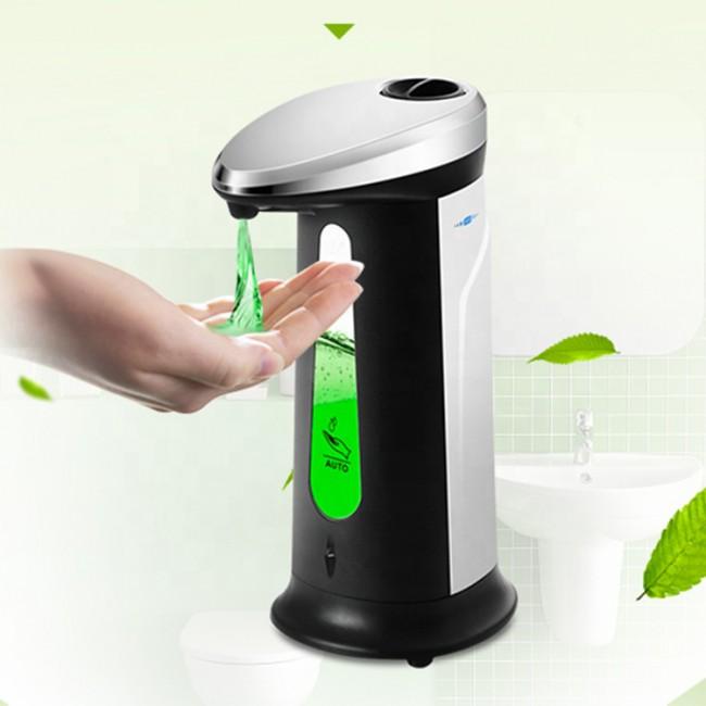 Plastic Hotel Touchless Hand Infrared Kids Foam Automatic Soap Dispenser Liquid Soap Dispenser With IR Sensor
