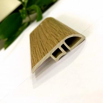 High quality Vinyl  flooring molding Reducer  baseboard trim PVC moulding