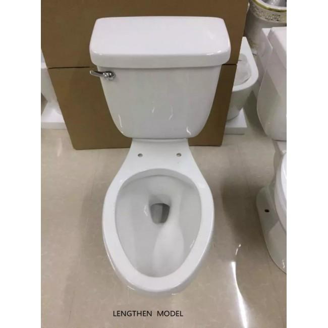 factory produce HK Brazil hotel toilet siphonic america cupc wc toilet 3L FLUSH cheaper closes
