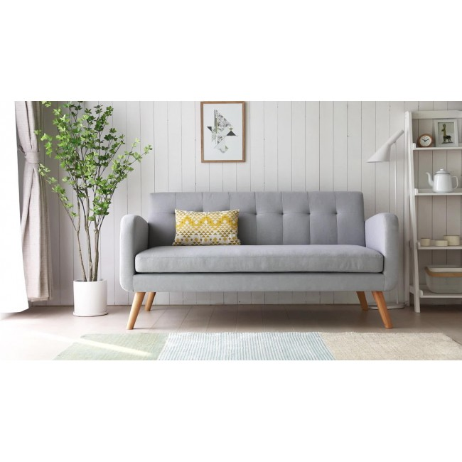 Furniture Factory Modern Style Performance Fabric Lounge and Apartment Sofa For Promotion