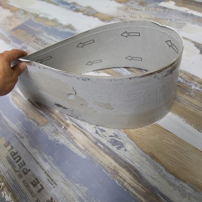 Hot sale wood pattern self adhesive pvc flooring plank vinyl flooring pvc