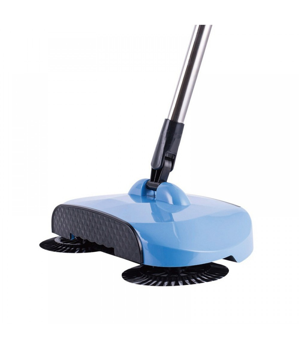 Sweeping Machine Push Type Hand Push Magic Broom Dustpan Handle Household Cleaning Package Hand Push Sweeper Mop