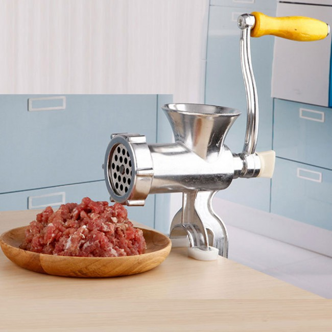 Manual meat chopper for sausage beef chopper noodles manual biscuits food processors kitchen kitchen chopper home kitchen