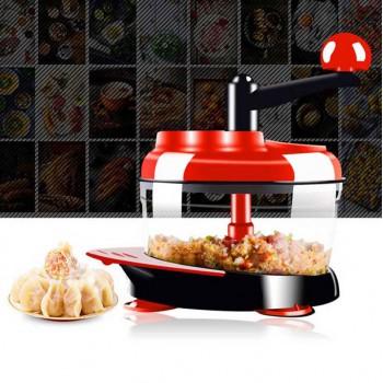 2L Cooking Food  Processor Processor Mixer Egg Chopper Chopper Vegetable Grinder InOxed Steel Blade Cutter