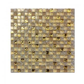 Bathroom Glass Crystal Mosaic Tiles Kitchen Countertop Backsplash Tiles TV Background Fireplace Decoration
