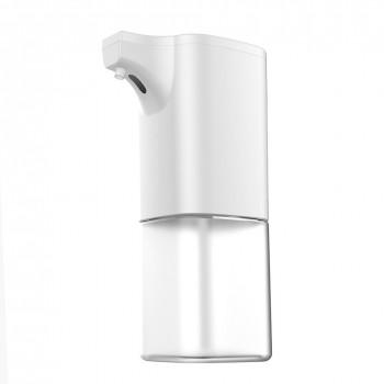 350ML Hands Free Kitchen Liquid Infrared Motion Sensor Smart Touchless Foam Soap Dispenser Hand Washer Waterproof Full Automatic