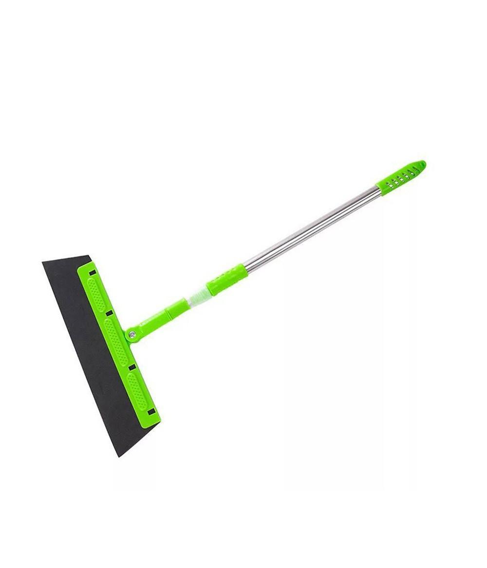 Magic Broom Sweeper Dust Hair Bathroom Wiper Broom Rotate Connector Rubber Tool Squeegee Scratch Bristle Long Push Broom
