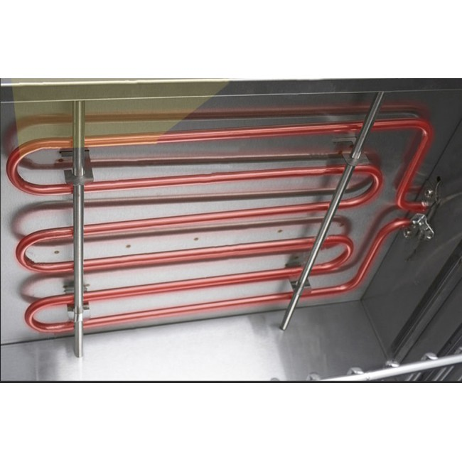 AT936 Commercial Stainless Steel Electric Hanging Salamander Oven Wall Mounted Salamander BBQ Oven