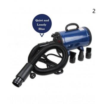 Dryer Cheap Pet Hair Dryer Blower 220v 2400w Eu Plug Pink Blue Color BS-2400
