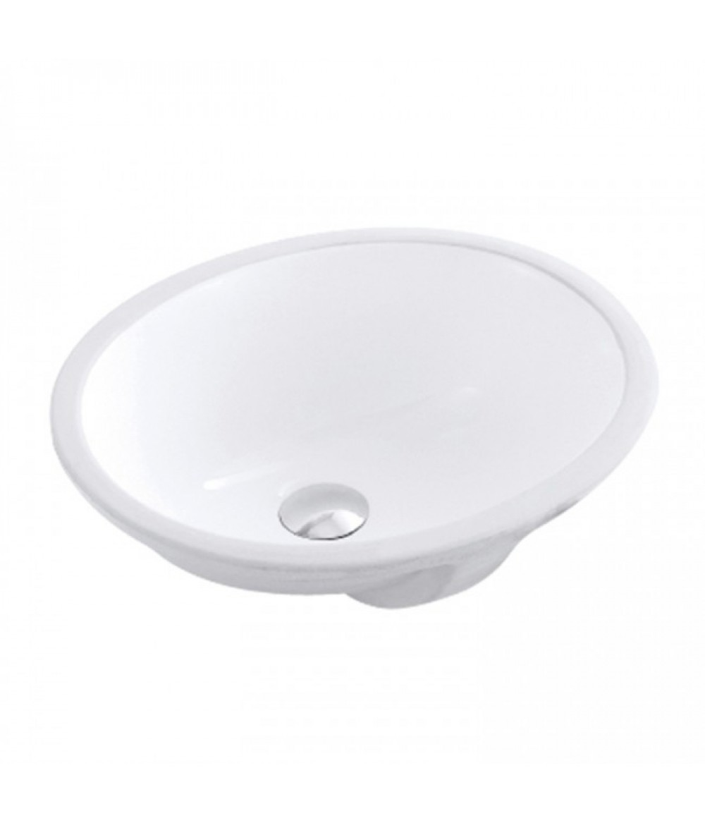 Europe high quality chaozhou factory concise design cheap ceramic under counter washing basin