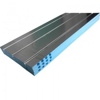 Grooved Underfloor Heating Insulation Panel 16/20mm Floating Chipboard Sub Floor