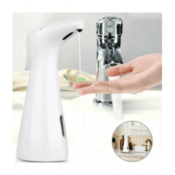 Automatic Liquid Soap Dispenser Smart Sensor Touchless ABS Electroplated Sanitizer Dispensador For Kitchen Bathroom 200ml