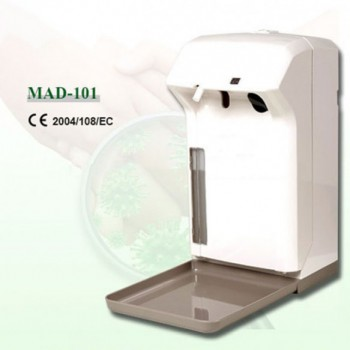 CE Certified Touch-Free Automatic Sanitizer Dispenser MAD-101 For Alcohol,  Gel , Liquid Soap