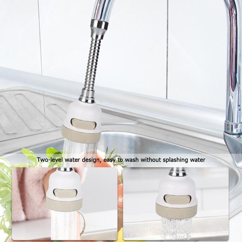 2-models-Kitchen-Faucet-Sprayer-360-Degrees-Rotary-Water-Tap-Nozzle-Filter-XJX003