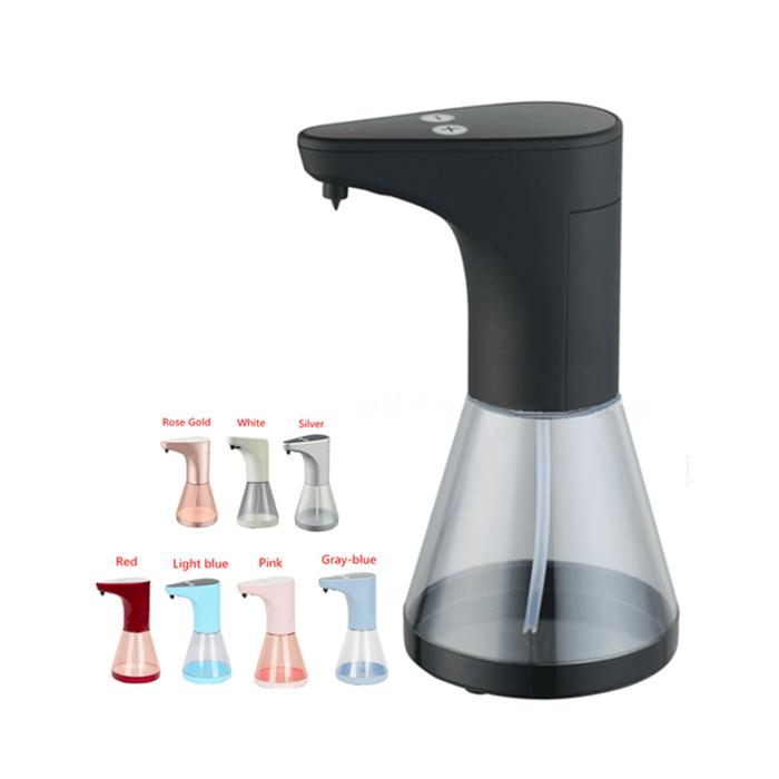 2019-Homedec-Touchless-Soap-Liquid-Dispenser-Plastic-Hands-Free-Automatic-IR-Sensor-Soap-Dispenser-Pieces