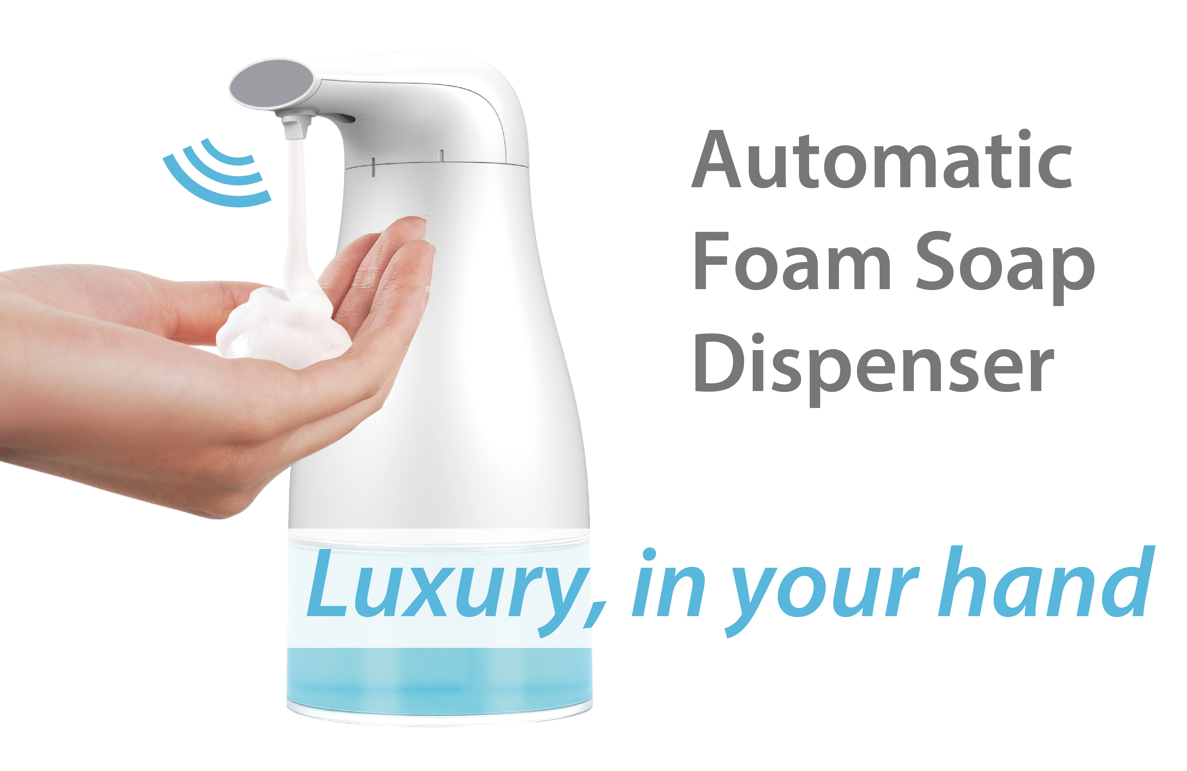 Automatic-Touchless-Hand-Free-Foaming-Soap-Dispenser-ASD-101