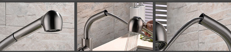 Modern-Brushed-Nickel-Finish-Pull-Out-Kitchen-Sink-Faucet-Spray-Mixer-Taps-PO-5214
