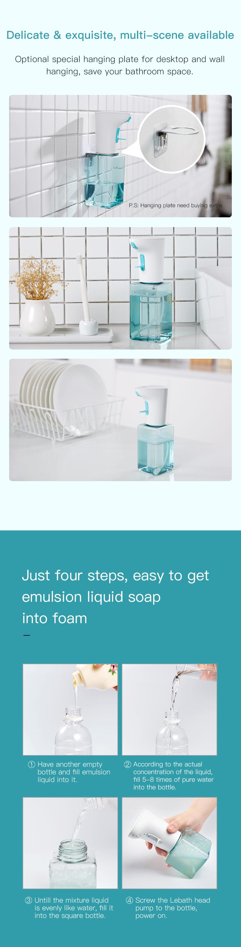 New-touchless-sensor-automatic-foam-soap-dispenser-Pieces