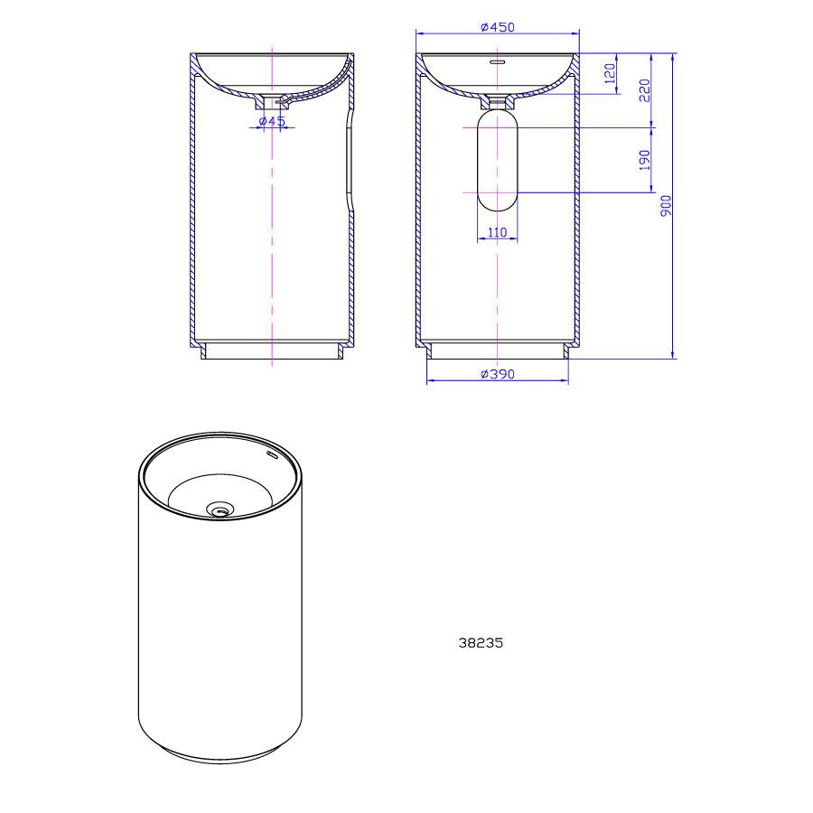 Corian-Bathroom-Pedestal-Wash-Basin-Freestanding-Solid-Surface-Matt-Hand-Sink-Cloakroom-Vanity-Wash-Sink-RS38235-1-1895131833
