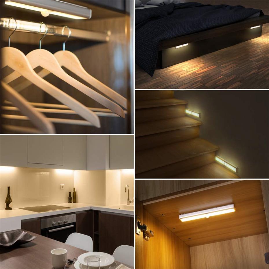 PIR-Under-Cabinet-Light-USB-Rechargeable-Motion-Sensor-Closet-Lights-Wireless-Magnetic-Stick-on-Cordless-10-LED-Night-Light-Bar-4000559260184