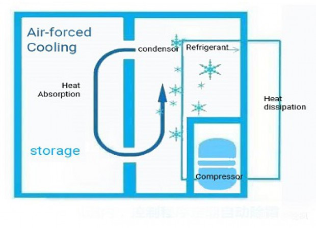 Direct cooling or air-forced cooling, which one is more suitable?