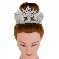 Tiaras Crowns Wedding Fashion Headdress Bridal Hair Accessories For Women Elegant