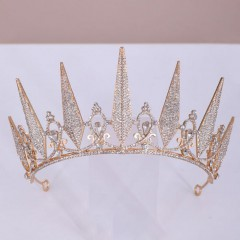 Women Girl Bride Wedding Birthday Party Tiara Crown Crystal Headband Hair Jewelry Headpieces