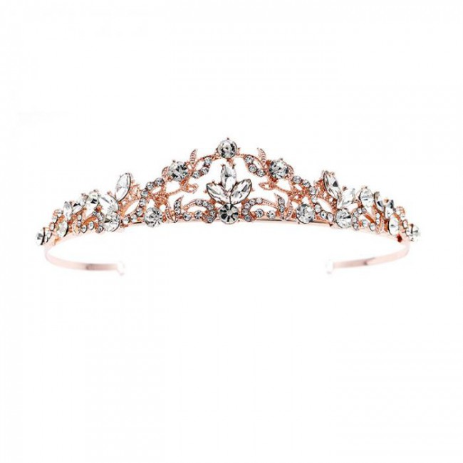 Women Girl Birthday Party Tiaras Crystal Jewelry Princess Diadem Crowns Bridal Bride Wedding Headbands