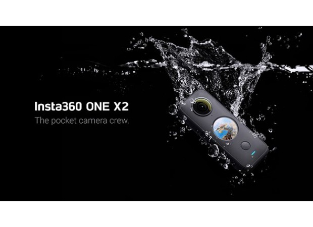 Insta360 has announced the ONE X2,  5.7K
