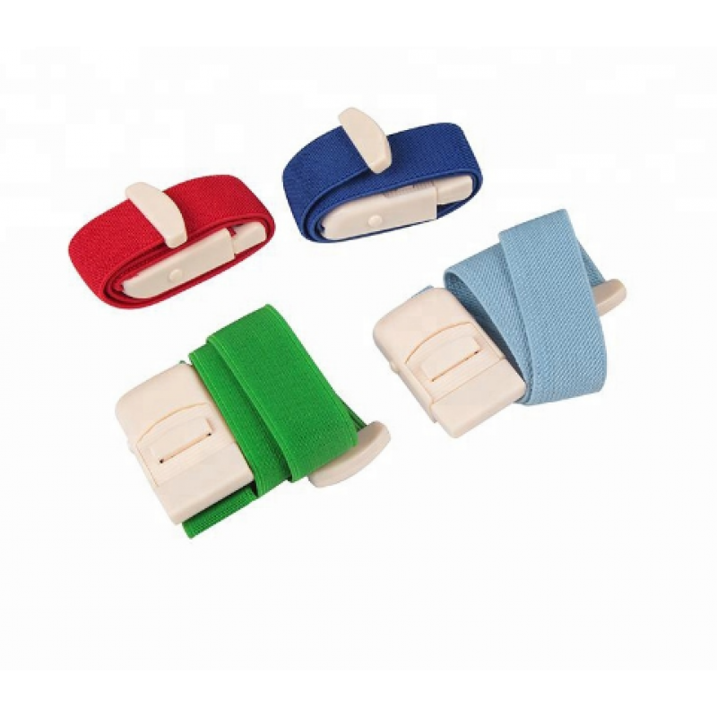 Medical Disposable First Aid Tourniquet Band