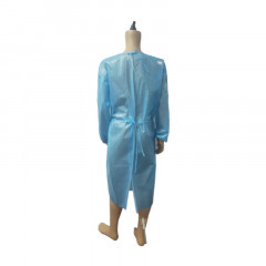 COVID-19 Isolation Gown AAMI Level 2 PP+PE Non-woven