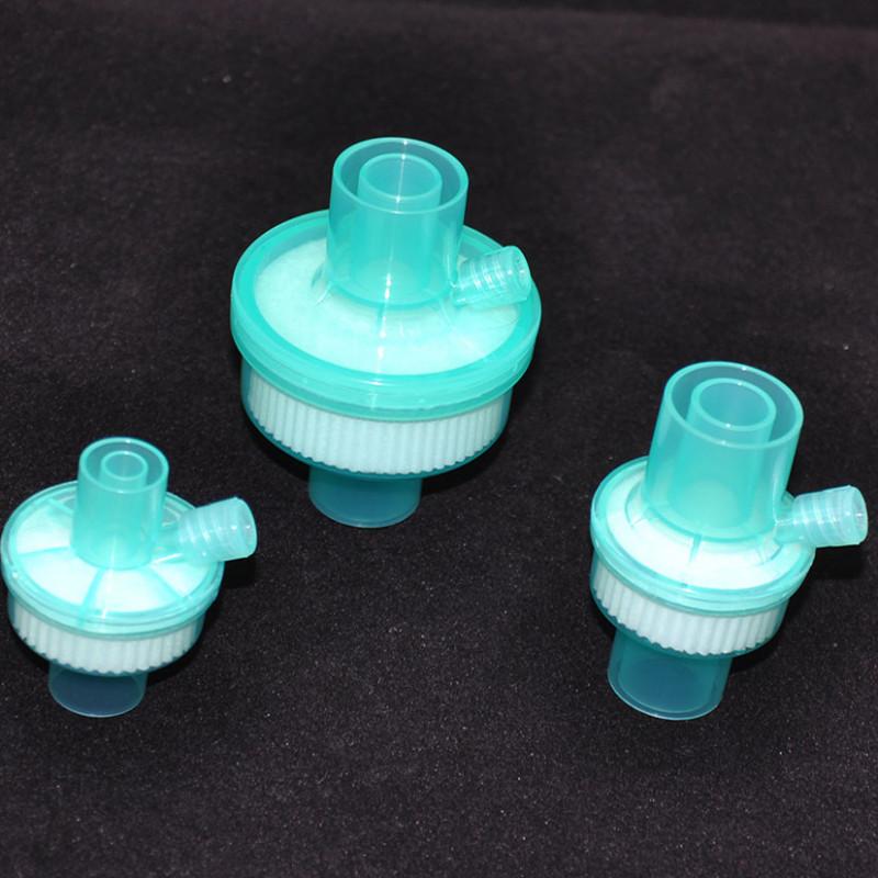 Disposable Medical Breathing Filter/HME/Heat Moisture Exchanger Filter