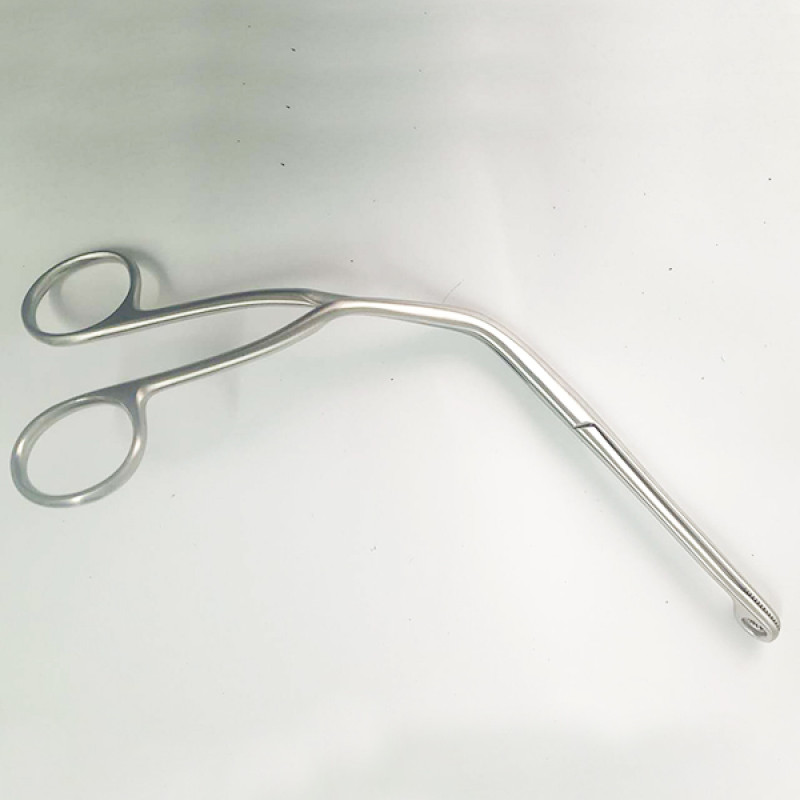 20cm Surface Sub-light 410 Stainless Steel Magill Forceps